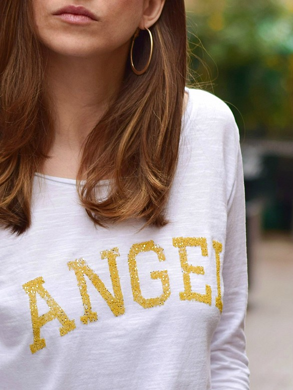 Camiseta angel