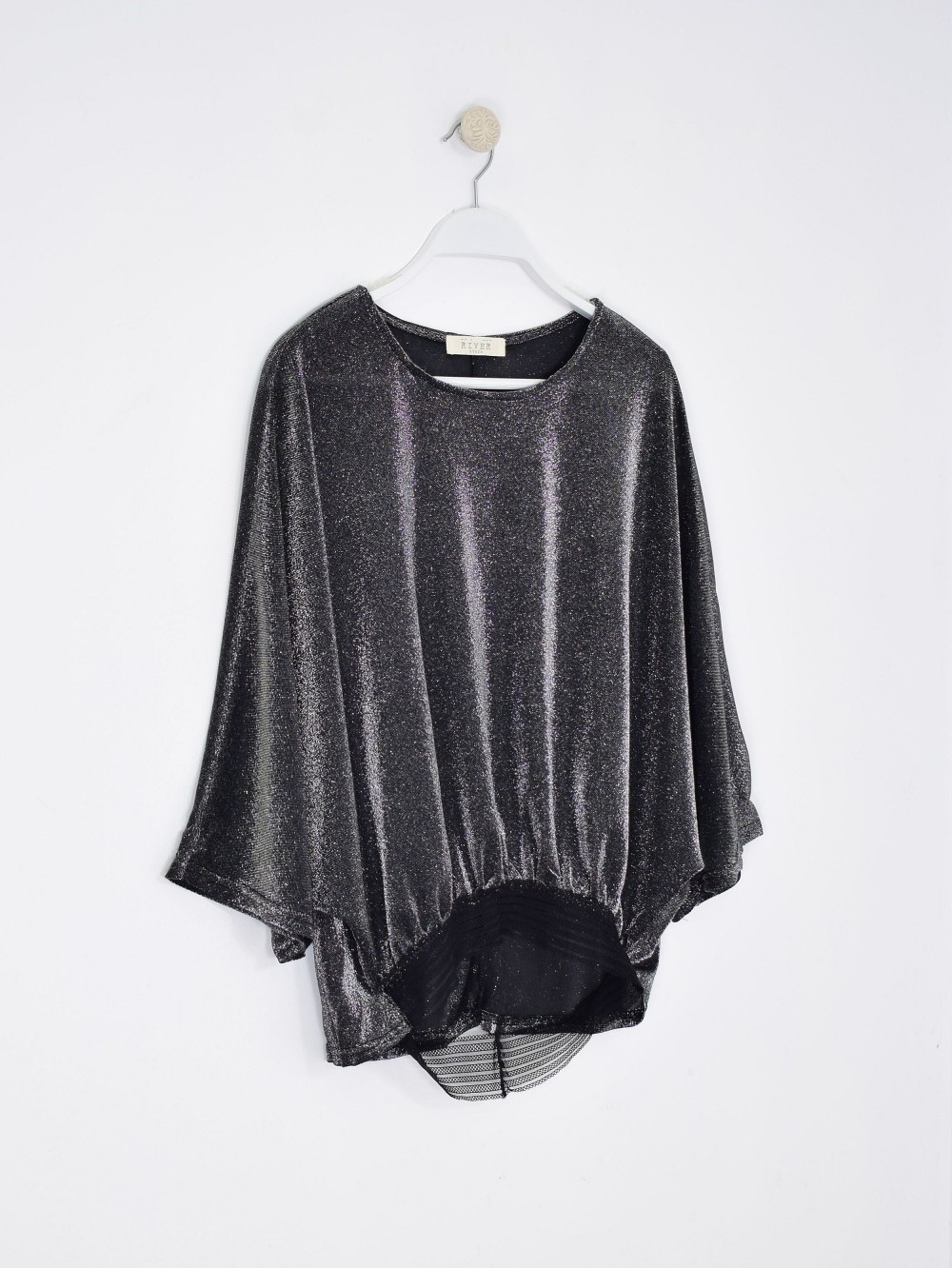 Blusa brillo night
